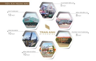 trần anh riverside